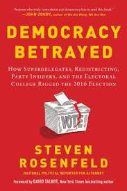 Steve Rosenfeld Democracy Betrayed