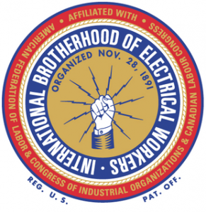 International Brotherhood of Workers IBEW