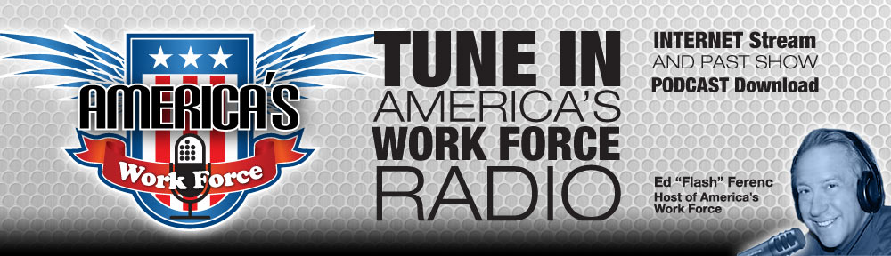 Americia's Work Force Radio | The Powerful Radio Voice of